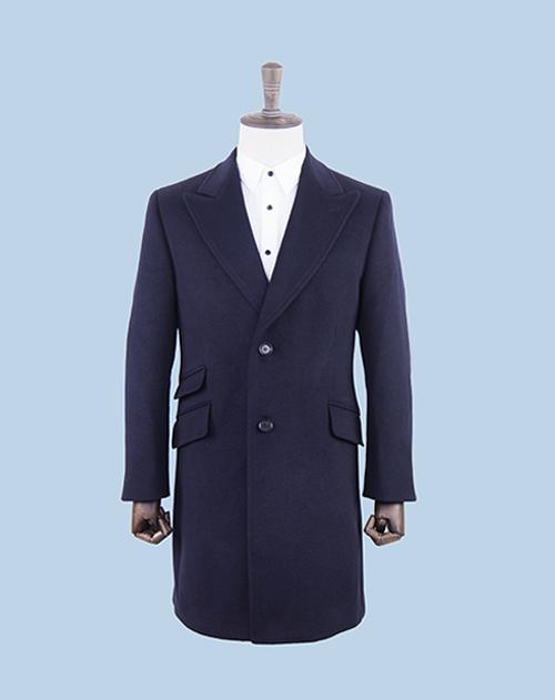 武汉高端时尚休闲团体大衣订做