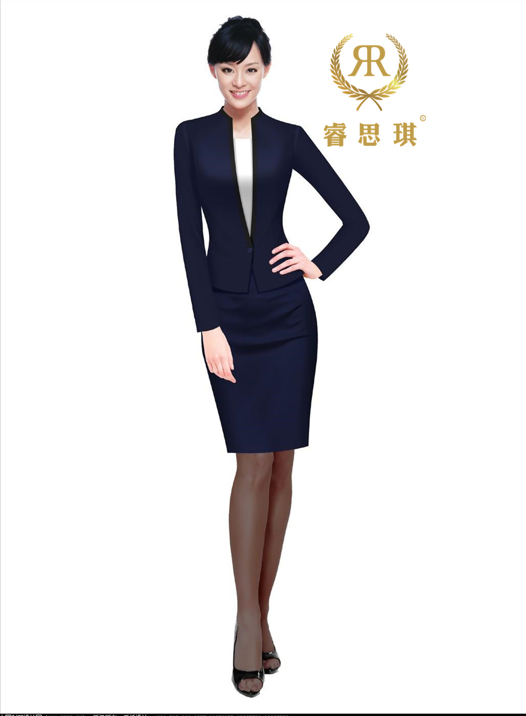 武汉职业装设计