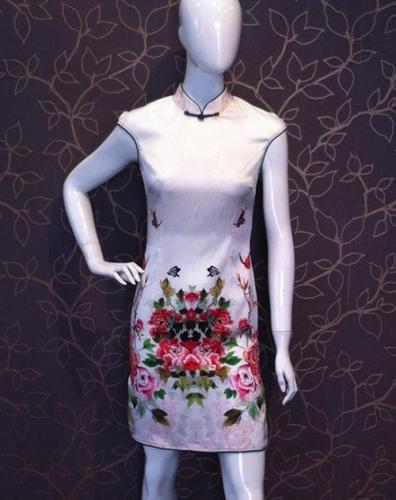 礼仪中式旗袍私人订做首选