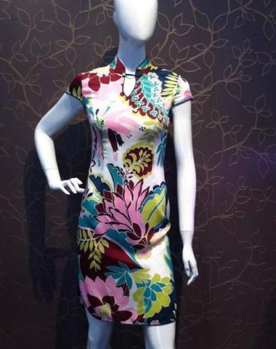 中式旗袍私人定做首选