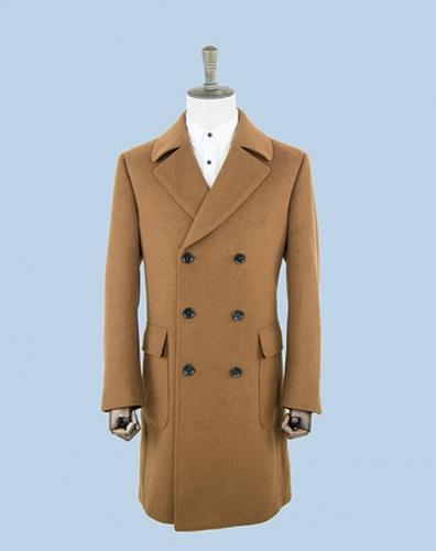 高端私人定制时尚休闲大衣
