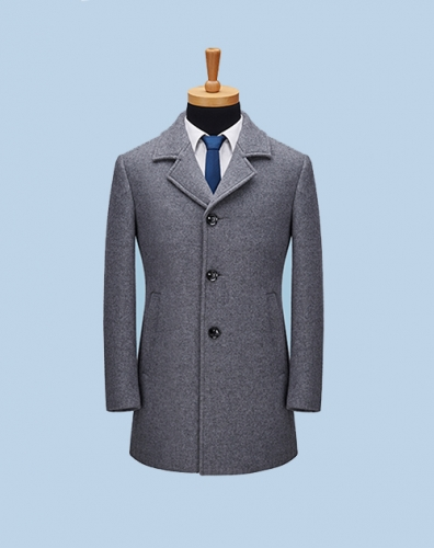 高端团体大衣订制
