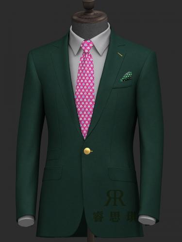 高端奢华时尚西服订制