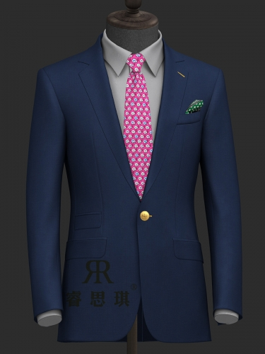 高端时尚西服定制个性化设计