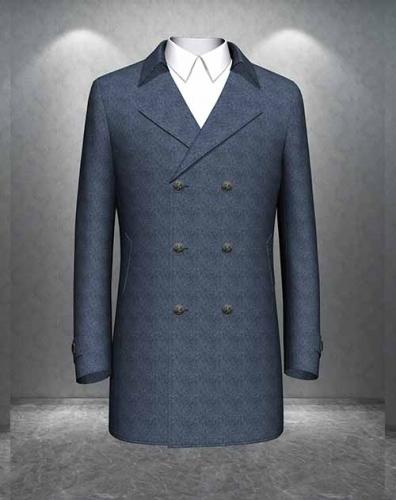 商务正式大衣定制品牌