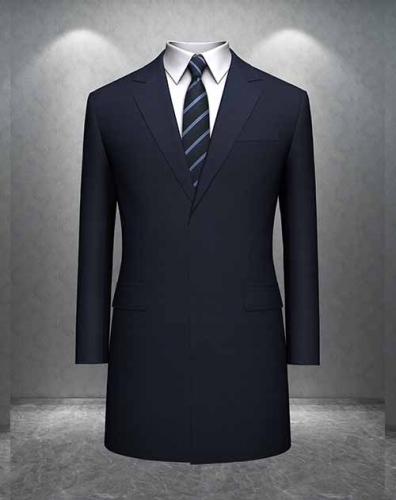 高端私人时尚休闲大衣定制